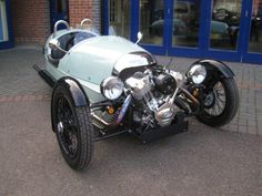 Melvyn Rutter Limited :: Used Morgan sales.