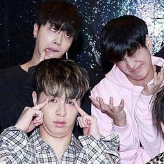 Chanwoo Ikon, Kim Hanbin, Ikon Member, Yg Artist, Jay Song, Ikon Kpop, Ikon Debut, Ikon Wallpaper