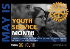 Youth Services Month 2016-2017 - by CMC Youth Services, Rotary Club, The More You Know, Acting, Instagram Posts, Jamaica, Thinking About You, Negril Jamaica