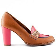 ZINDA, Shoes, mocasín, SUMMER 2013