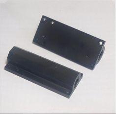 Lulzbot TAZ 3D printer upgrade metal aluminum alloy Z axis double bearing holder kit lu10uu baring 2 PCS