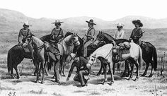 The Tejanos were the people of Mexican or Spanish decent born in Texas. They were usually small farmers or common laborers that led hardscrabble frontier lives.