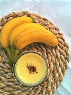 Passionately Raw! - Golden Milk Smoothie • The most enjoyable way to ingest turmeric