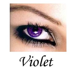 Image detail for -Violet contacts|Violet contact lenses|Purple contact lenses