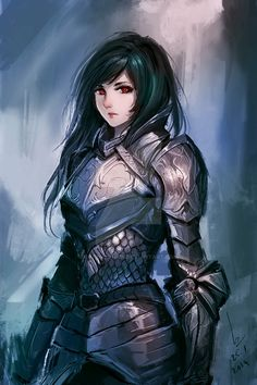 Armor study / practice by chaosringen