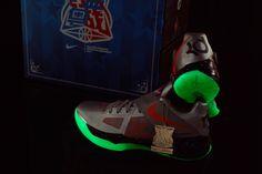 All Star Weekend Custom Pack.  KD IV - Glow in the Dark.