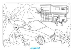 playmobil ausmalbilder, playmobil ausmalbilder familie hauser, playmobil ausmalbilder kostenlos