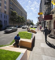 OURCADIA Parklet  | OPA