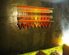 Tapestry Weaving, Loom Weaving, Hand Weaving, Weaving Wall Hanging, Tapestry Wall Hanging, Wall Candy, Textile Fiber Art, Weaving Patterns, Weaving Techniques