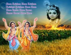 hare krishna hare krishna krishna krishna hare hare hare rama hare rama rama rama hare hare - chant and be happy