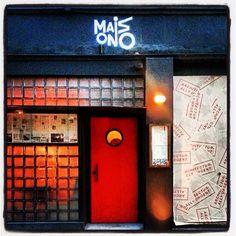 Mais Ono Japanese on Kenmare NYC. Yakatori & sushi in a fun atmosphere