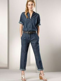 27886ccead74 Blue denim overalls and jeans jumpsuits for girls in Pakistan 2017