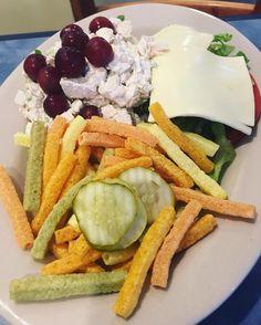 Salad Wraps, Chicken Salad, Cheese, Instagram, Food, Essen, Meals, Yemek, Eten
