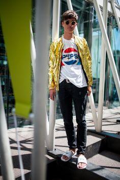 The Best Street Style Looks at Milan Men's Fashion Week Spring 2017