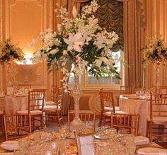 tall wedding floral centerpieces | ... Centerpieces | Related: tall wedding centerpiece ideas , Tall Wedding