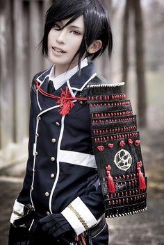 touken  ranbu  cosplay