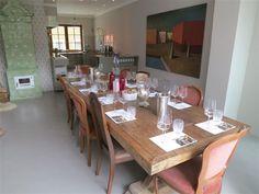 Tasting room @ Ebner-Ebenauer - www.ebner-ebenauer.at