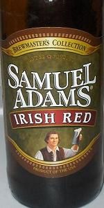 """Samuel Adams Irish Red - probably the only Sam Adams that is even going to make the """"Tasty Brews""""---I'm a fan of this one for some reason.  Malt taste + coffee/roasted finish. The aftertaste is the best part."""