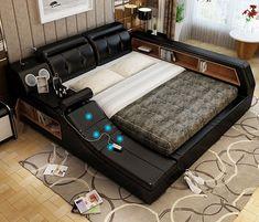 Schlafzimmer-Multifunktions-Tatami-Bett: Die neue Ära des intelligenten Bettes  #bettes #intelligenten #multifunktions #schlafzimmer #tatami