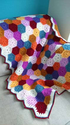Check out this item in my Etsy shop https://www.etsy.com/uk/listing/242364916/crochet-blanketthrowlap-blanketbaby