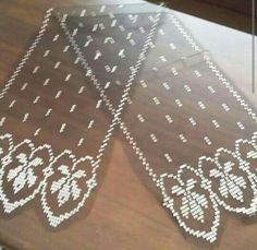 Fular Needlework, Diy And Crafts, Pearl Necklace, Crochet Patterns, Elsa, Pearls, Jewelry, Manualidades, Pattern
