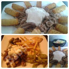 GYROS Rezept: http://babsiskitchen-foodblog.blogspot.de/2015/07/gyros.html