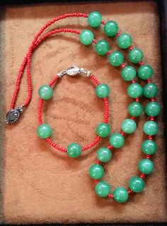 Red and Jade