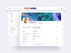 Dribbble - by Syed Misba-Ul Hussain Wireframe Design, Design Ios, Dashboard Design, Page Design, Profile Website, Ui Website, Website Ideas, Apps, Design Thinking