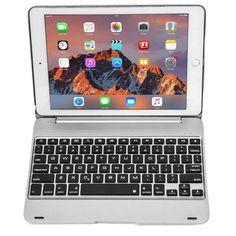Cooper NoteKee F8S Clamshell Backlight Keyboard Case for Apple iPad Air 1/2 & iPad Pro 9.7