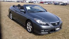 Toyota Solara Convertible Used 2004 Camry Pricing For