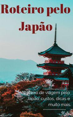 Roteiro pelo Japão Nikko, Hiroshima, Places Around The World, Around The Worlds, Beautiful World, Beautiful Places, Asia, Tokyo 2020, Japan Travel