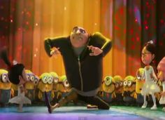 Children's Music Doesn't Have To Hurt: A 12 Song Playlist You Can Agree On You Should Be Dancing - The Bee Gees (Despicable Me)