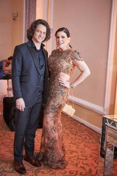 Daniel Satti e Gisele Fraga  (Cadu Pilotto)