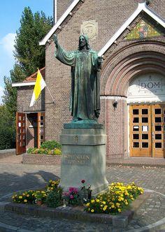 Christus van het Heilige Hart Jan Custers Diemen.JPG