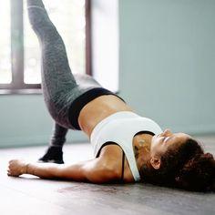 Schlanke Beine: In vier Wochen zu sexy Beinen - 5 Übungen für zuhause