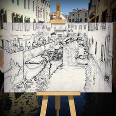 Venedig - von Michael Mester Bielefeld / Werther