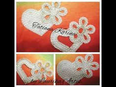 Neira Gracy shared a video Diy Lace Ribbon Flowers, Beaded Flowers, Beaded Crafts, Baby Crafts, Flower Making, Baby Headbands, Hair Bows, Hair Clips, Projects To Try
