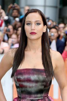 "Jennifer Lawrence Photos: ""Silver Linings Playbook"" Premiere - Arrivals - 2012 Toronto International Film Festival"
