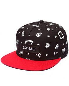 Buy Paisley Oblong Snapback Cap Men's Hats from Asphalt Yacht Club. Find Asphalt Yacht Club fashions & more at DrJays.com