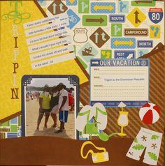 TRIPPIN...TO THE DOMINICAN REPUBLIC - Scrapbook.com