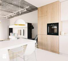 Mieszkanie PJ - Kuchnia, styl nowoczesny - zdjęcie od 081architekci