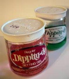 Good old Dippity-do