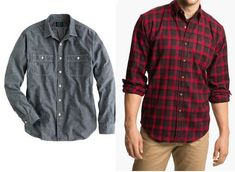 Casual dress guide for young men. Learn how to dress casual without looking like a slob