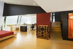 I love the ''zen'' type office  so cool