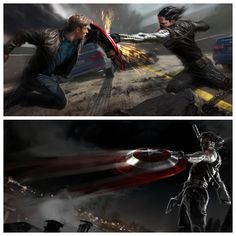 Captain America: The Winter Soldier Concept Art #CaptainAmericaMovie
