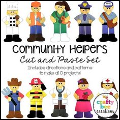 ... helpers cut and paste set community helpers cut and paste setthis is a