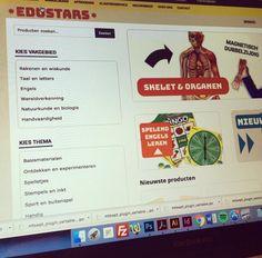 Edustars.nl - Webwinkel voor leerkrachten van groep 3 t/m 8 - https://edustars.nl/