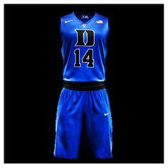 New uniforms!! Duke Basketball 2013