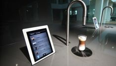 Top Brewer looks like your typical sink faucet, only it releases coffee instead of water. 39 Futuristic Kitchen Products You Had No Idea You Needed Kitchen Ikea, Kitchen Pantry, Kitchen Layout, Kitchen Backsplash, Kitchen Gadgets, Kitchen Design, Kitchen Appliances, Kitchen Utensils, Kitchen Tools