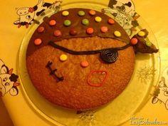 Gâteau enfant, pirate !